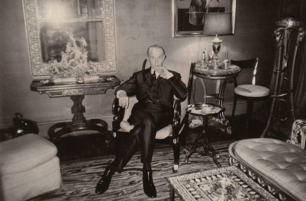 Gastautor Philip Mann: Der Dandy und sein Interieur